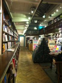 Daunt Books, Marylebone