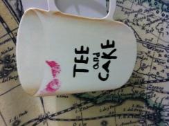 Tee and Cake