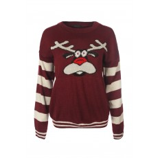 Rudolph jumper, Prodigy Red, £9.99