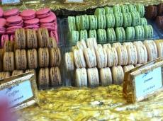 Ladurée famous macaroons