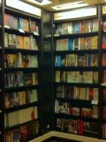 Russian fiction in English, Russian bookshop, Waterstones