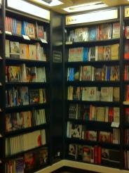 Russian fiction in English, Russian bookshop, Waterstones