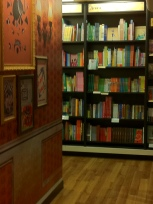Children's section, Russian bookshop, Waterstones