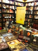 Literature in Russian, Russian bookshop, Waterstones