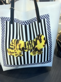 Marni shopper, tiger print, £180