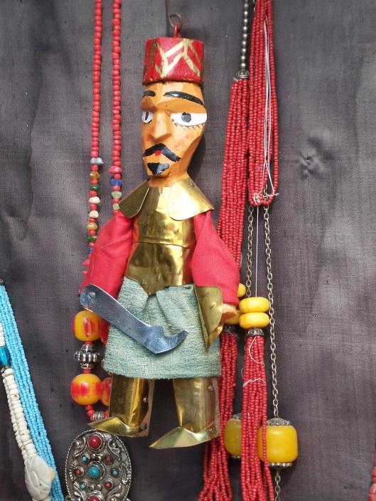 Djerban puppets, Houmt Souq, Djerba