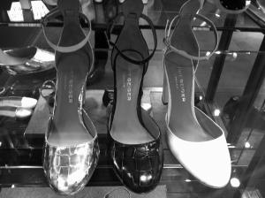 Block heels, Kurt Geiger