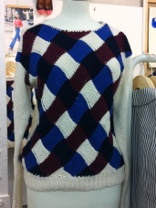 Knitted sweater, £45