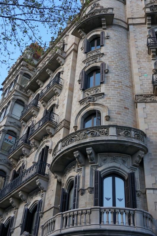 Emporio Armani, Pg de Gracia, Barcelona