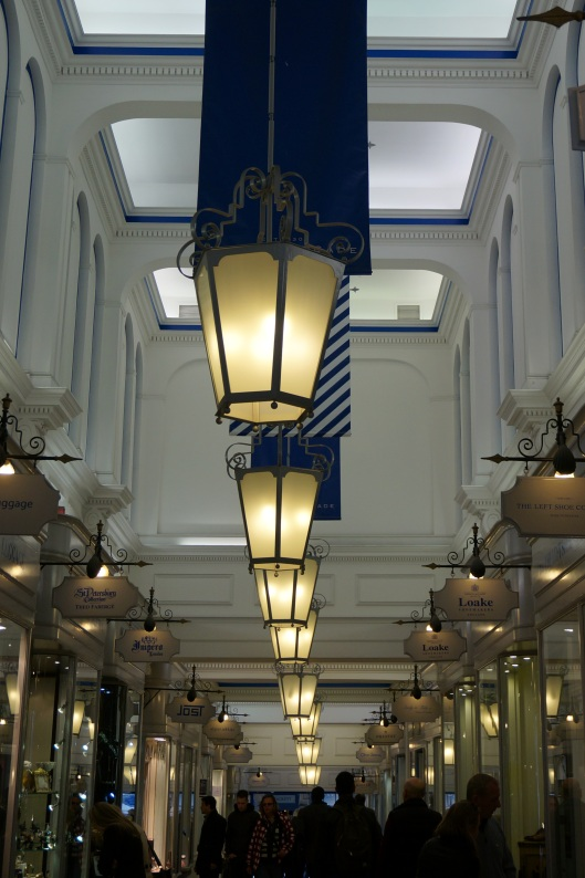 Princes Arcade, Piccadilly