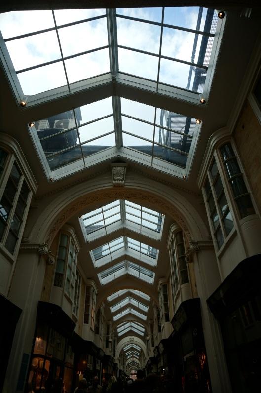 Burlington Arcade, Piccadilly