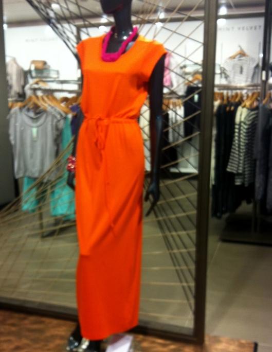Charlotte maxi dress, Whistles, £85