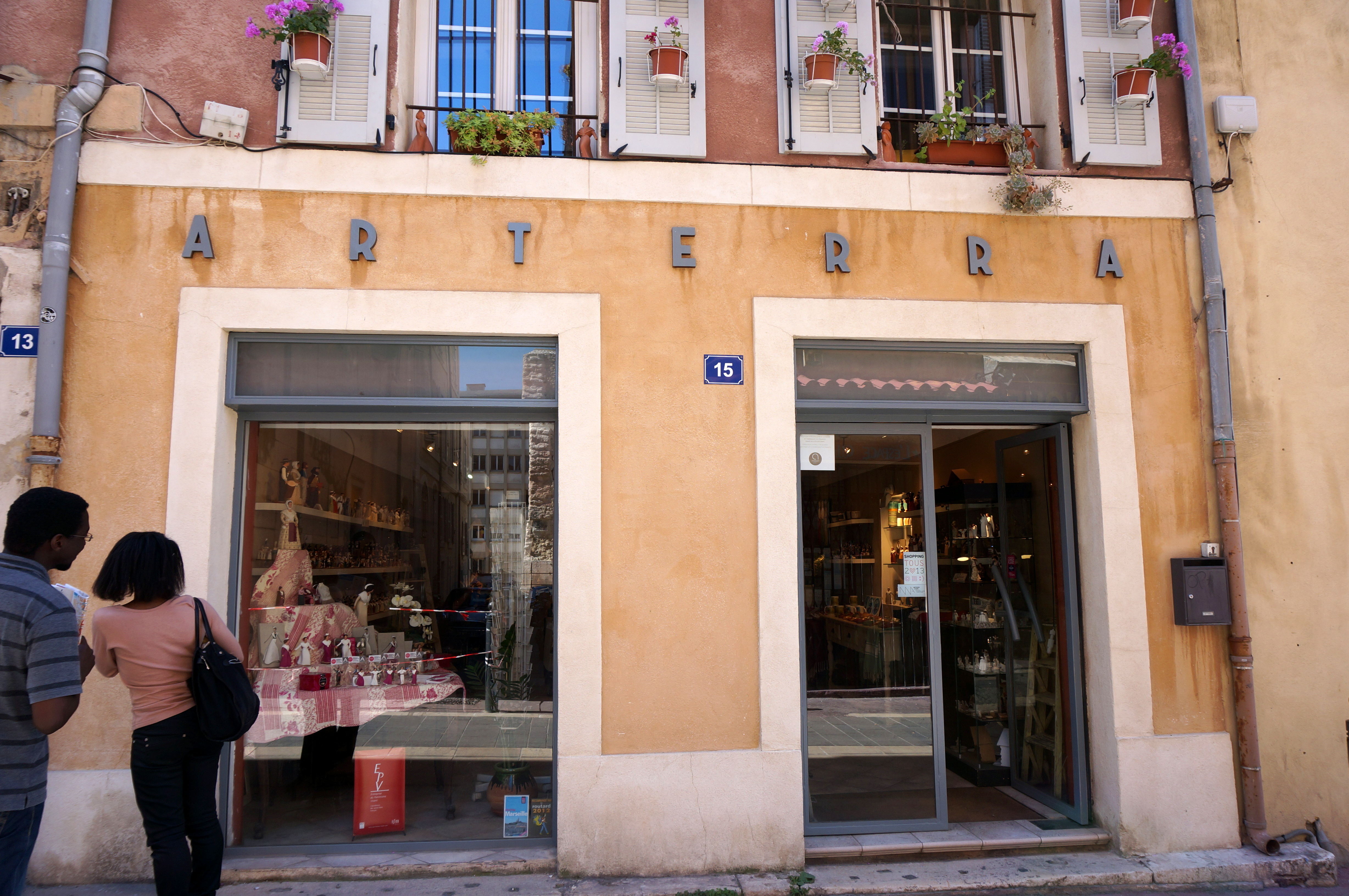 Shopping Delights In Marseille Travel With Intent